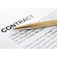 Рабочий контракт за границей